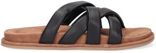 Zwarte Slippers 781002