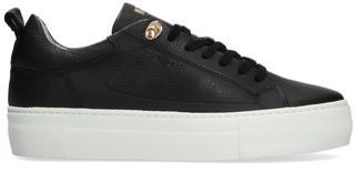 Zwarte Lage Sneakers 74402