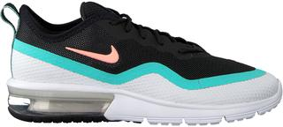 Zwarte Sneakers Air Max Sequent 4.5 Wmns