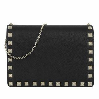 Crossbody bags - Rockstud Crossbody Bag in zwart voor dames