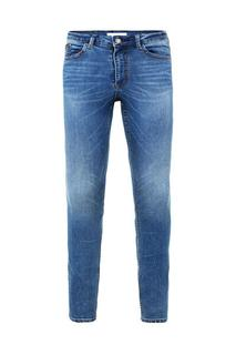 Dames high rise skinny jeans