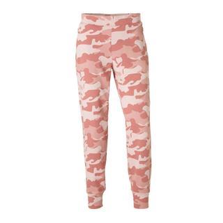 PERFORMANCE joggingbroek camouflageprint roze