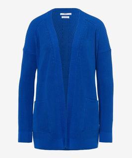 Dames Vest Style Anique, Blauw,