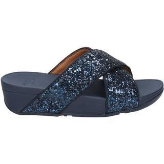 Lulu Glitter slippers