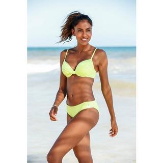 Bikinitop met beugels Spain met aangerimpeld midden