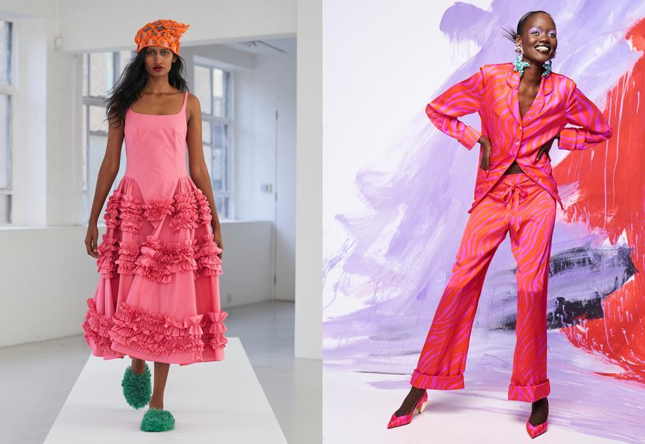 Mode 2020. De nieuwste modetrends voor lente zomer 2020