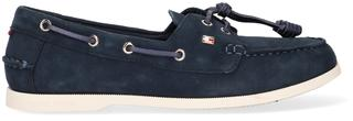 Blauwe Instappers Essential Boat Shoe Wmns