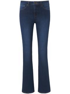 Jeans model Barbara Bootcut met uitlopende pijpen denim
