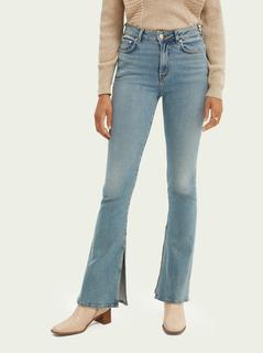 De Charm high-rise flared jeans — Free Spirit