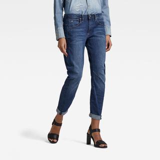 Arc 3D Low Waist Boyfriend Jeans - Boyfriend Fit - Taillehoogte Laag