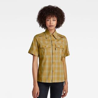 Officer Shirt - Meerkleurig - Dames