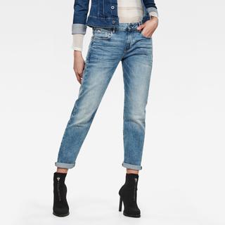 Kate Boyfriend Jeans - Boyfriend Fit - Taillehoogte Laag