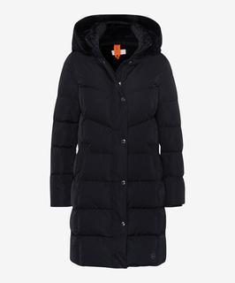 Dames Jas Style Montreal zwart