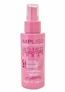 Impliss Anti-Frizz Straightening Spray 100ml
