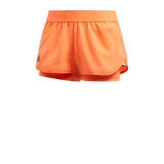 Performance sportshort oranje