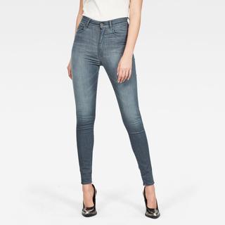 Kafey Ultra High Skinny Jeans - Skinny Fit - Taillehoogte Hoog