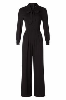 50s Natalia Jumpsuit in Black