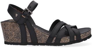 Zwarte Sandalen Vera