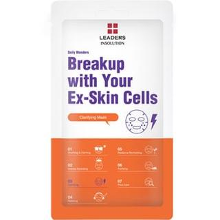 Daily Wonders Breakup With Your Ex-skin Cells - Verhelderend Masker