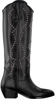 Zwarte Hoge Laarzen Dea-60