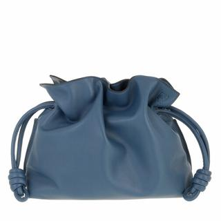 Clutches - Flamenco Clutch in blue voor dames