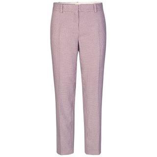 Dames Broeken in Polyester (Roze)