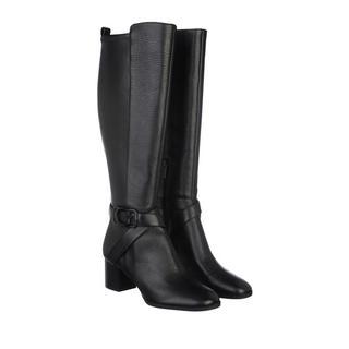 Boots & laarzen - Paxley Stivale Leather in zwart voor dames