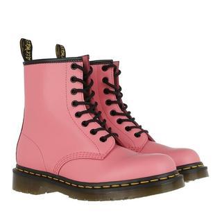 Boots & laarzen - 1460 Smooth Boot Leather in roze voor dames