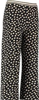 Pantalon Zwart 05912-bowy fancy dot trou-9027