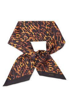 Ambient sjaal van zijde 175 x 15 cm
