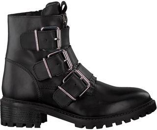 Zwarte Biker Boots Lpcfenix-40