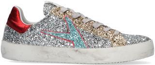 Zilveren Archivio 22 Lage Sneakers New Rivoli