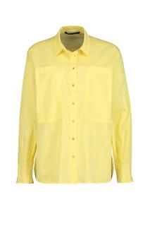 Cleo blouse fel geel