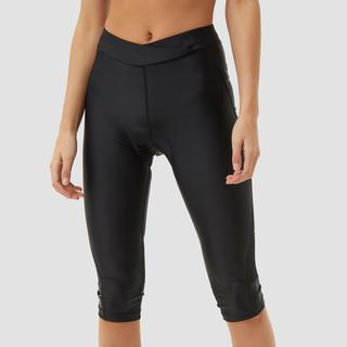 worldly capri fietsbroek zwart dames