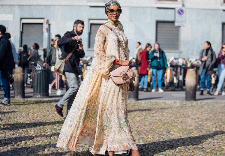 Wil je zien: de mooiste lange jurken uit de shop
