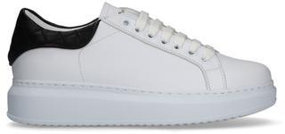 Witte Lemaré Lage Sneakers 2494