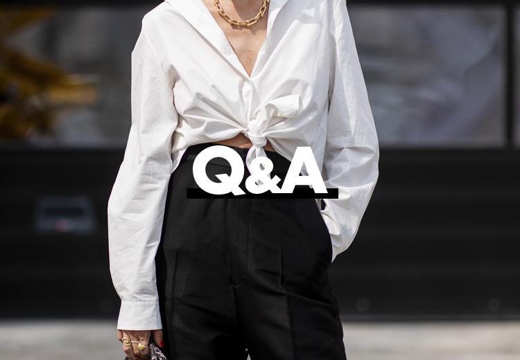 Hoe krijg je een basic outfit modieus?