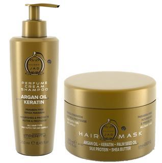 Gourmet Jad Perfume Cream Shampoo & Haarmasker
