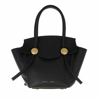 Crossbody bags - Small Pipe Bag in black voor dames