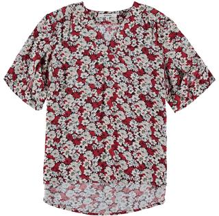 Dames  Roode Blouses