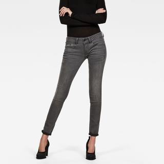 Midge Cody Mid Waist Skinny Jeans - Skinny Fit - Taillehoogte Normaal