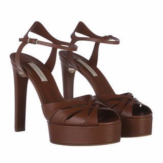 Pumps & high heels - SANDALO FLORENCE in bruin voor dames