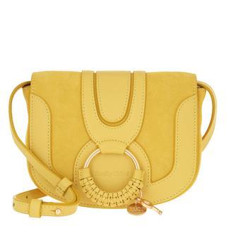 Cross Body Bags - Hana Mini Bag Verdant Yellow in geel voor dames - Gr. Mini
