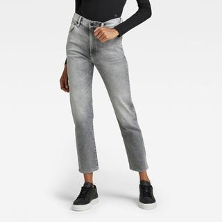 Virjinya Slim Jeans - Grijs - Dames