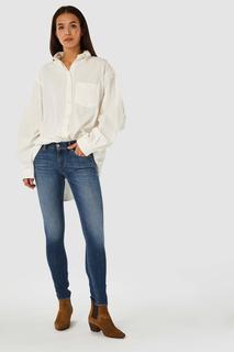 JUNO jeans Women - Darkblue