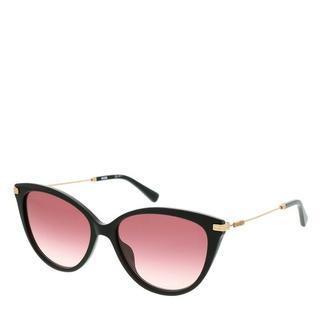 Zonnebrillen - MOS069/S Sunglasses in zwart voor dames