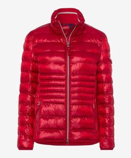 Dames Jack Style Bern dark ruby