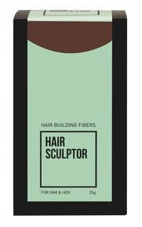 Hair Building Fibres Middenbruin