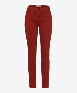 Dames Jeans Style Shakira rood