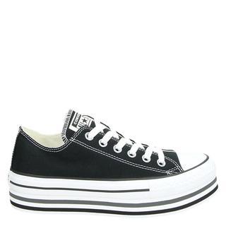 Platform lage sneakers
